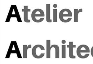 Atelier CM Architecture