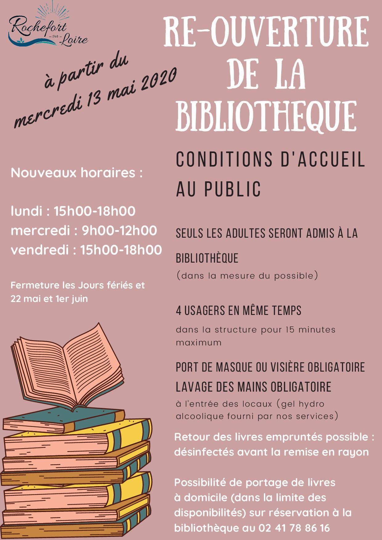 Re-ouverture de la bibliotheque(1)